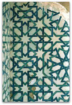 A arte dos mosaicos Islâmicos | IdeaFixa