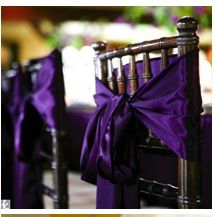 Feeding my little purple heart. A Western wedding - yes, please!