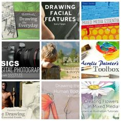 Online Art Classes on Craftsy
