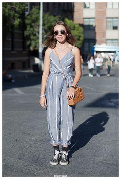 Keely in Los Angeles Street Style Portrait | Streetgeist.com