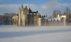Ballindalloch Castle is one of the most romantic and renowned castles in Scotland.