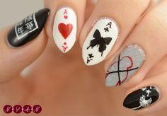 #BTS #Run Inspired Nail Art