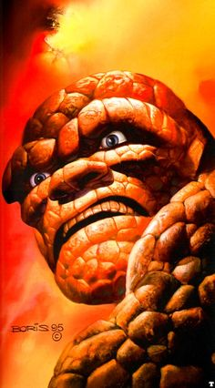 Thing by Boris Vallejo | HW