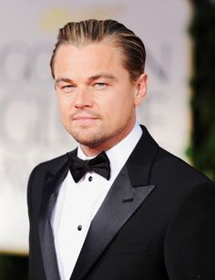 Leonardo DiCaprio. Mmmm this man has aged like a fine FINE wine