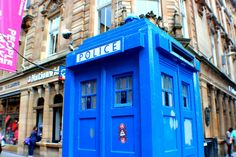 Glasgow City Centre, Broadway Shows