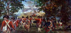 British Guard at Brandywine
