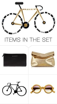 """My Bike!"" by stelbell ❤ liked on Polyvore featuring art"
