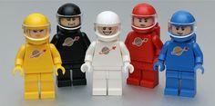Lego spaceman - tutti possono andare nello spazio