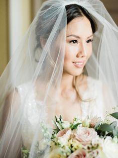Photography: http://www.etherandsmith.com | Wedding dress: http://www.yolancris.com | Hair and makeup: http://www.silviagerzeli.com/ | Read More: https://www.stylemepretty.com/vault/image/6695787