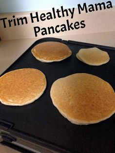 THM pancakes - Because I can't find my book after moving....
