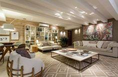 104 salas de estar lindas e funcionais de CASA COR 2014 | Casa