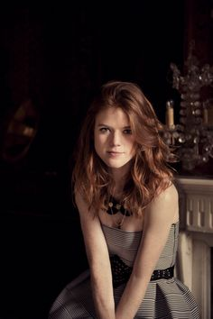Rose Leslie - Game of Thrones & Downton Abbey