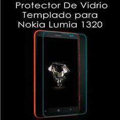Protector De Pantalla Cristal Templado Para Nokia Lumia 1320 - Características Protector Pantalla de Cristal Templado ParaNokia Lumia 1320de 0,26mm de grosor. Con este resistente cristal protegerás tu pantalla de todo tipo de golpes y ralladuras. Absorbe los golpes protegiendo tu pantalla de caídas. Fácil instalación y lo puedes quitar en cualquier moment... - http://www.vamav.es/producto/protector-pantalla-cristal-templado-para-nokia-lumia-1320/