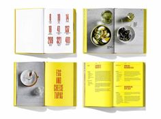 Book, cover, layout / The Book of Tapas