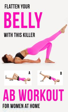 flatten you belly with this killer #ab_workouts for women at home. click here for more health and fitness tips : http://www.webhealthjournal.com