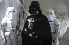 Vader & Snowtroopers
