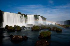 Iguaçu Falls by Jacson Querubin on 500px