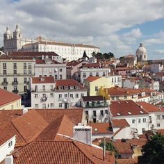 A Head for Heights in Lisboa - High viewpoints of Lisbon - via Random Souvenir 02.06.2015 | Towers and viewing platforms are great places for panoramic views and getting your bearings. This is something which has now become a bit of a peculiar tradition for me wherever I visit – Lisbon must have seen me coming. #portugal #travel