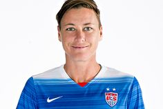 Abby Wambach 2015 FIFA Women's World Cup - U.S. Soccer