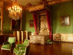 Gain access to private rooms in Versailles on an exclusive tour: http://www.viator.com/tours/Paris/Viator-VIP-Access-Palace-of-Versailles-Small-Group-Tour-with-Private-Viewing-of-the-Royal-Quarters/d479-5622VERSAILLESPARVIP #travel #france