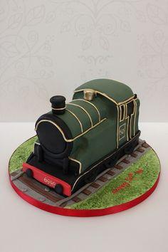 Fondant Steam Train Cake Topper Sugar Craft Pinterest