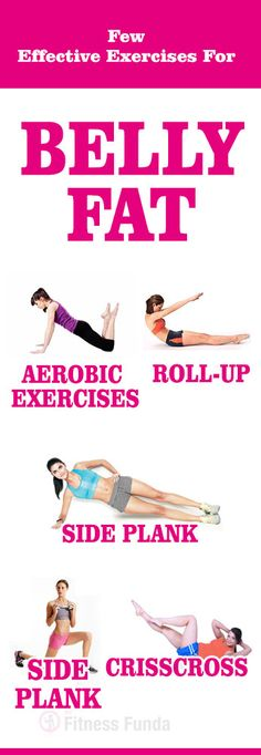 Effective exercises for belly fat More