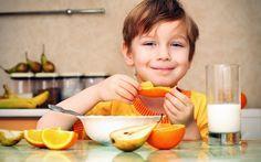 Como fazer seu filho comer verduras e legumes - Filhos - iG
