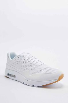 more photos 75272 7ad2f Nike Air Max 1 Ultra Moire in White