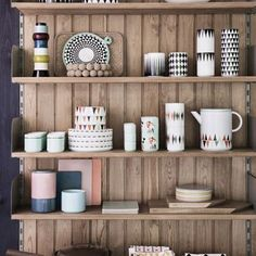 Geometry Becher - Stripe - Ferm Living