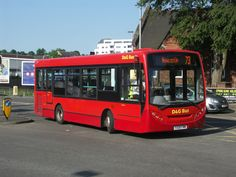 D&G Enviro200 in Newcastle