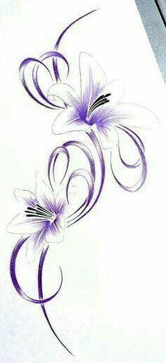 Shade Garden Flowers And Decor Ideas Blumen Tattoo - - 2 Pretty Tattoos, Love Tattoos, Sexy Tattoos, Beautiful Tattoos, Body Art Tattoos, Tattoos For Women, Tatoos, 1 Tattoo, Back Tattoo