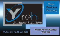 Add Your Business Promote Your Business, Online Marketing, South Africa, Promotion, Join, Base, Number, Website, Simple