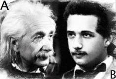 """PARADOJA RELATIVA A LOS GEMELOS // En un supuesto viaje dos gemelos - llamemos auno Alberto, al otro Berto - se despiden y """"B"""" marcha al espacio, mientras que """"A"""" permanece en la Tierra. """"B"""" va deprisa, casi a velocidades cercanas a la luz; después de un tiempo se vuelven a encontrar; Alberto es viejo y su hermano un jovenzuelo: ¡paradoja!. ¿Y a qué se debe, si las velocidades son solo relativas?… (Ver ➦)…"""