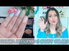 CANDY COLORS: Paleta