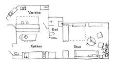 Living Spaces, Floor Plans, Diagram, Flooring, How To Plan, Interior, Sink Tops, Indoor, Wood Flooring