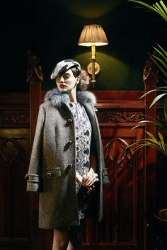 迪奥 [Dior] 2011秋 - 成衣系列 - http://zh.orientpalms.com/dior-2308