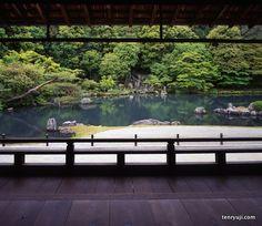 Summer Tenryū-ji (天龍寺)