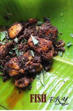 YUMMY TUMMY: Spicy Fish Fry / Spicy Masala Fish Fry