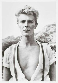 Merry Christmas, Mr. Lawrence. David Bowie. Helmut Newton 1982/83