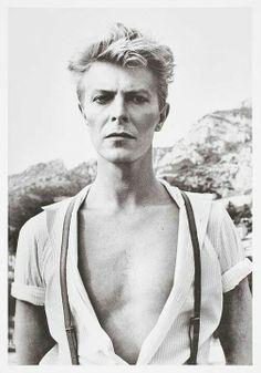 Merry Christmas, Mr. Lawrence. David Bowie. Helmut Newton 1982/83