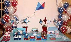 Decoração de Festa de Aniversário de 1 Ano: Ideias e Tutoriais