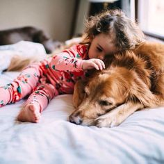 A girl and her dog. - Tap the pin for the most adorable pawtastic fur baby apparel! You'll love the dog clothes and cat clothes! <3