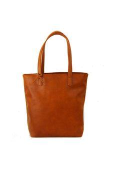Vegan Minimal Bucket Bag Tote - Angela & Roi – Bead & Reel