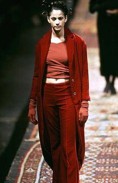 Romeo Gigli - Women Fall / Winter 1996