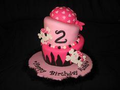 pink pirate cake - Google Search
