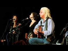 """Arlo Guthrie performs an acoustic version of  """"City of New Orleans"""" October 3, 2009"""