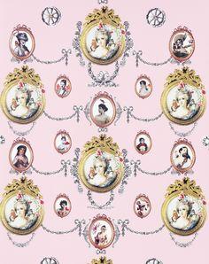 Marie Antoinette in Pink