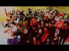 Baila Sin Parar - Gema Ibarra - Profesora de Baile: HALLOWEEN 2017 ESCUELA DE BAILE BAILA SIN PARAR GR...