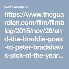 Pick of best films of 2016