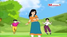 Nursery animation video of Rhymes Yankee Doodle in English for kids from the album Nursery Rhymes Vol 1 sung by Bombay Saradha, produced by Sruthilaya Media Corp.
